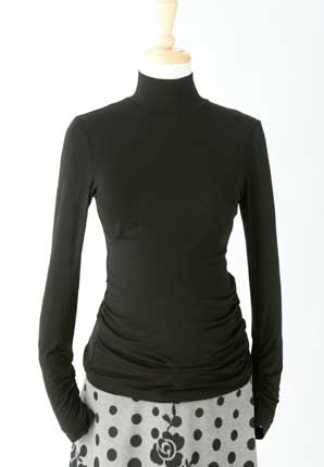 Hatch Maternity - Long Sleeve Turtleneck