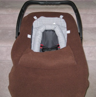 Go Gear - Infant Carseat Cover