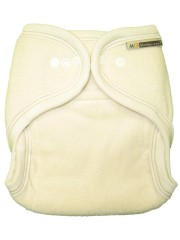 Mother ease One Size Organic Fitted Diaper